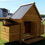 Chicken House 4-6 Birds