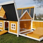 Chicken House Eco Big Barn Design