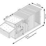 Cocoon 4000 WX Chicken Coop