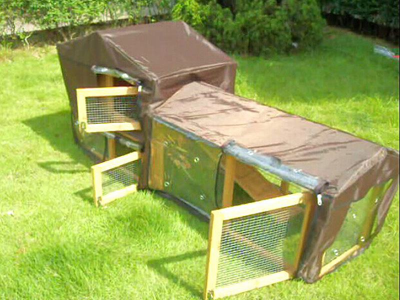 Cover for Bunny XL Rabbit Hutch