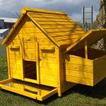 Chicken House Betty Air Design