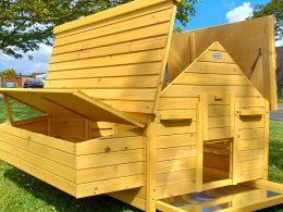 Chicken House Gertrude Air Design
