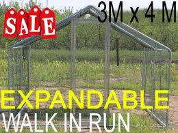 3Mx4M Walk in Run