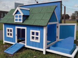 Barn Blue