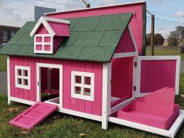 Barn Pink