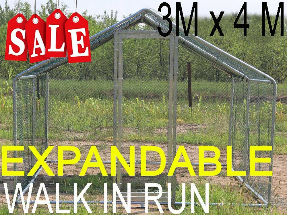 3Mx4M Walk in Run product