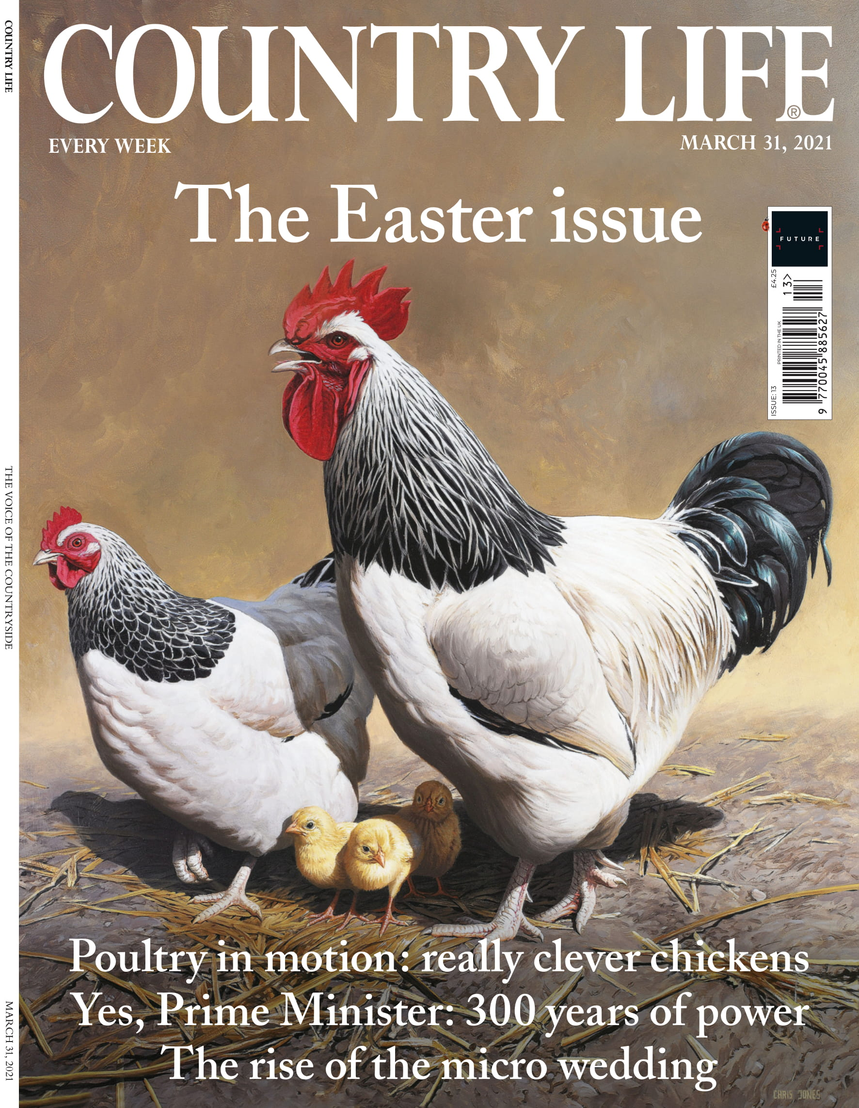 Country Life March 2021 cover