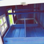 Barn Blue coops product